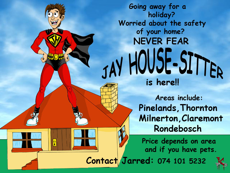House sitting advert by kaos2007 on deviantart for House siting