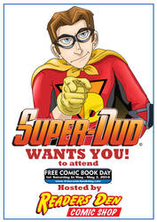Super-Dud Wants You... by Kaos2007
