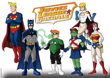 The Juvies League of Oakdale by Kaos2007