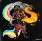TF2: Pyro Bliss
