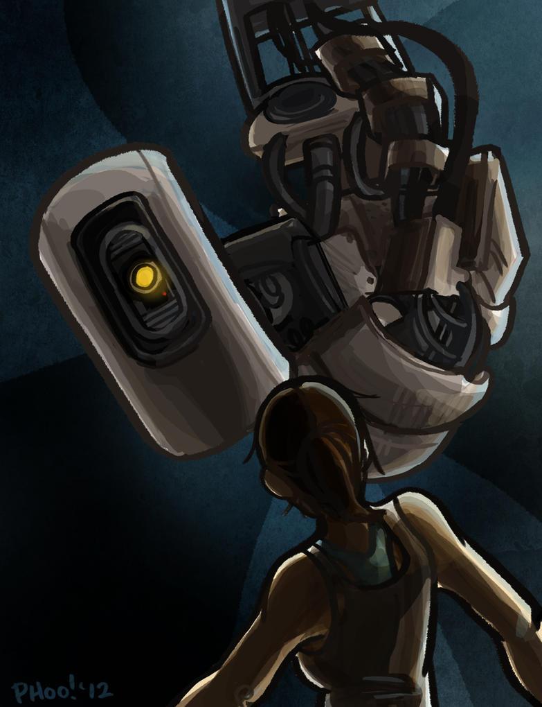 Portal: Staredown by ph00