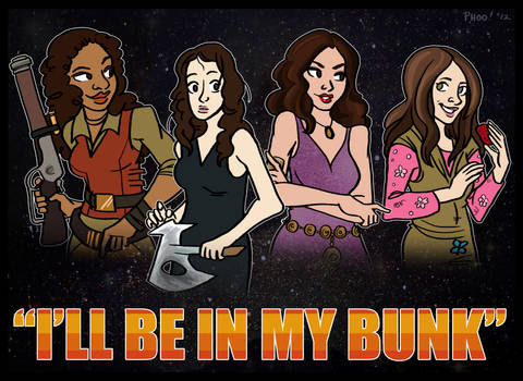 Firefly: I'll be in my bunk