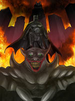 Batman by Nezotholem