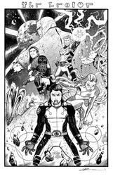 LEGION OF SUPER-HEROES [2016] by Nezotholem