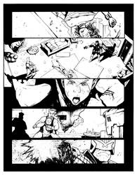 Judge Dredd: Cycle Of Violence Page 01