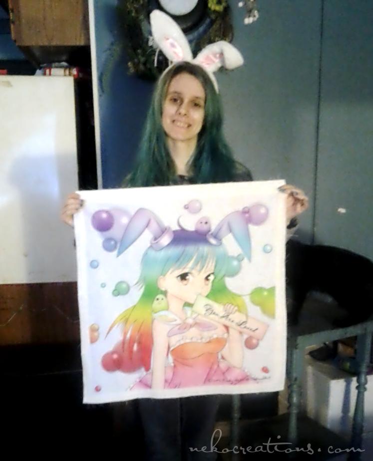 Oh Look I Have A Shiny by FeebyNeko