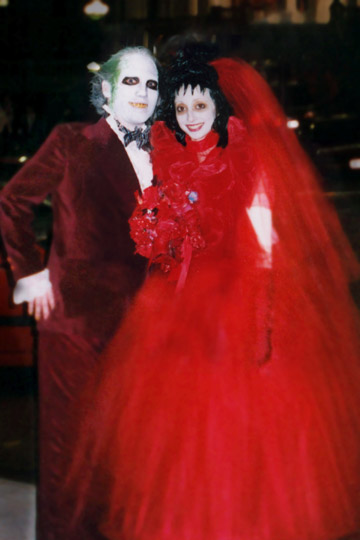 2004 Beetlejuice and Lydia. by Halloweeners on DeviantArt