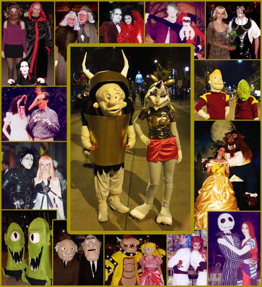 Fifteen Years Of Halloween by Halloweeners