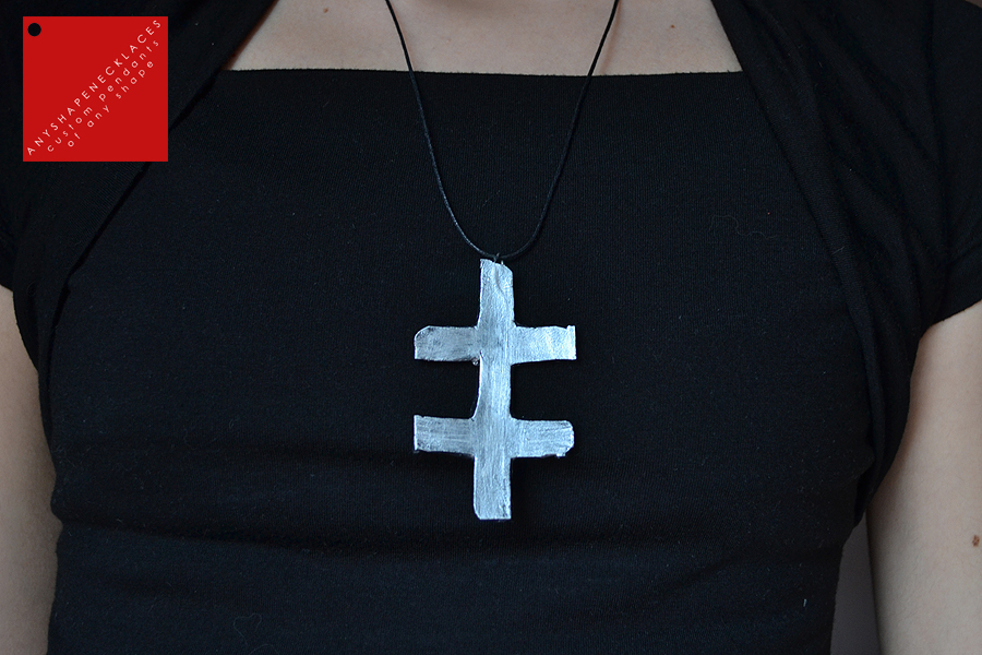 Marilyn Manson Celebritarian Corporation Cross 2 By