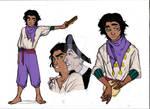 Esmeralda genderbending