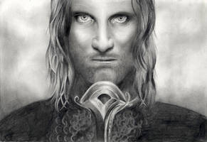 Aragorn by Vickki101