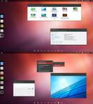 Ubuntu July Screenshot