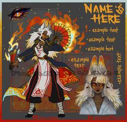 [CLOSED Flame Dancer Adopt!