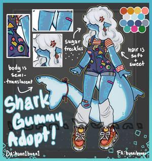 [HOLD] Gummy Shark Adopt!