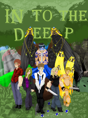 INTO THE DEEP: COVER by SmasherlovesEvil