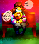 Frisk Don't Cry