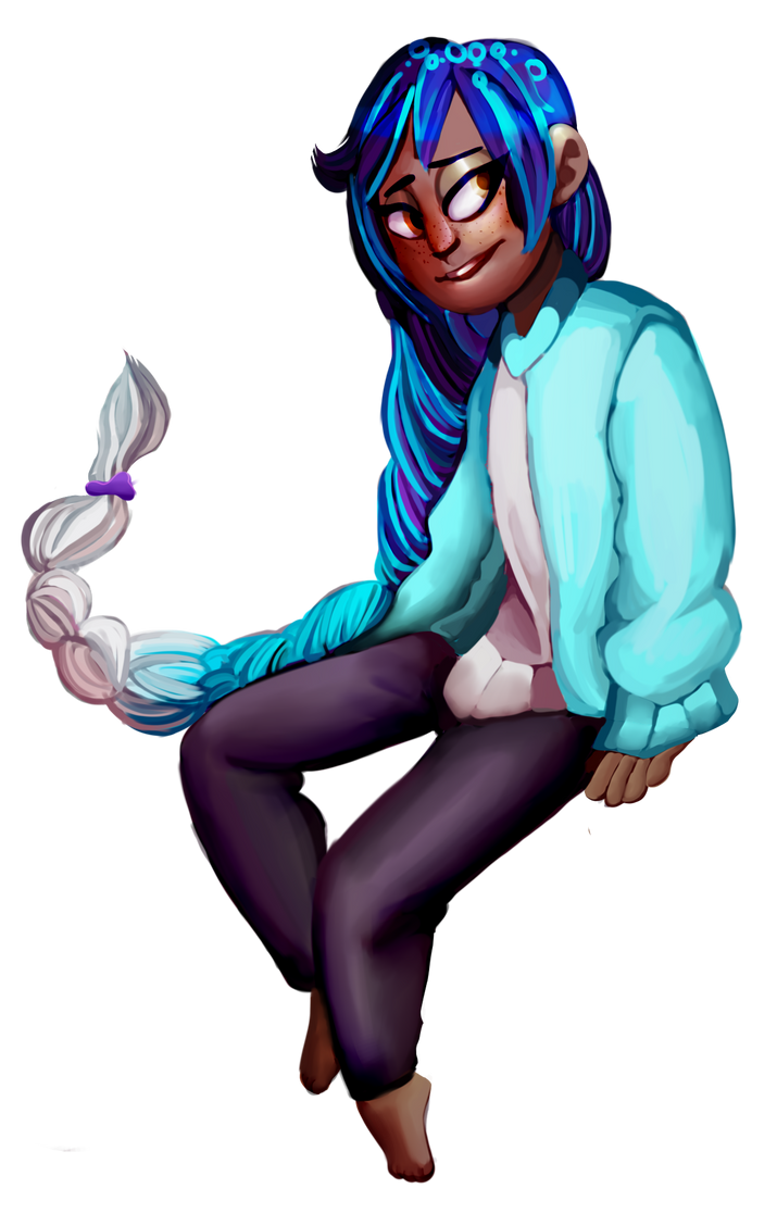 Baby [COMMISSION] by SmasherlovesBunny500