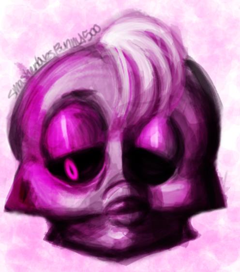 Distress doodle by SmasherlovesBunny500