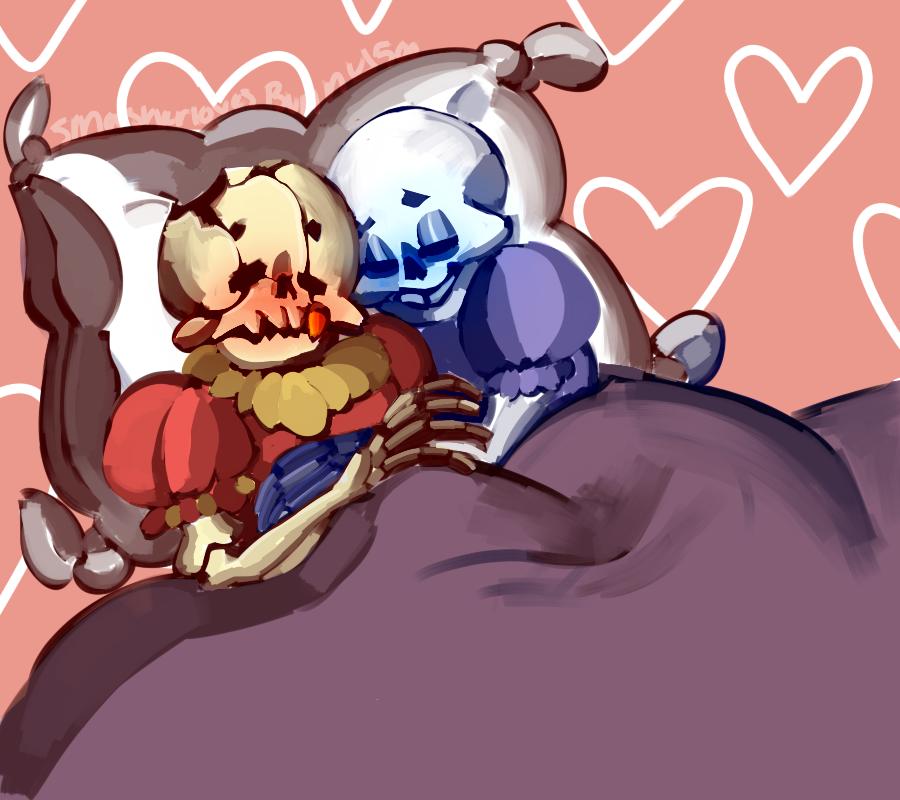 Sleepy Beans [GIFT] by SmasherlovesBunny500