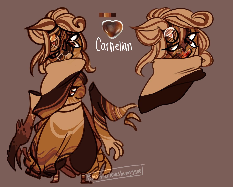 Carnelian [CONTEST] by SmasherlovesBunny500