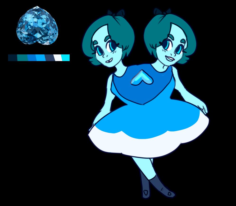 Twin Aqua by SmasherlovesBunny500