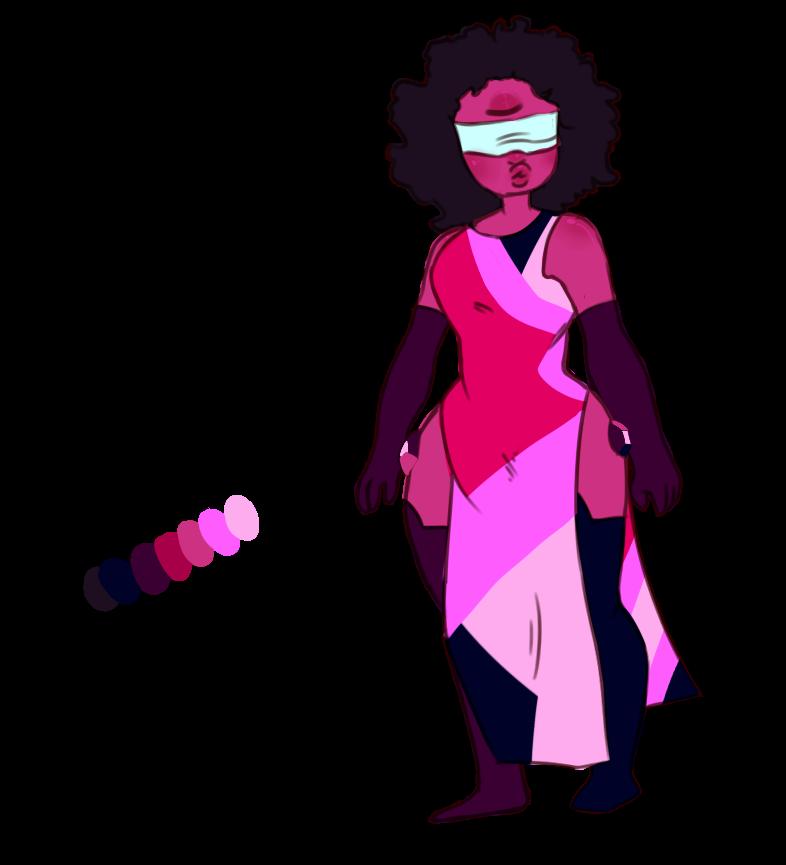 Garnet Of Justice by SmasherlovesBunny500