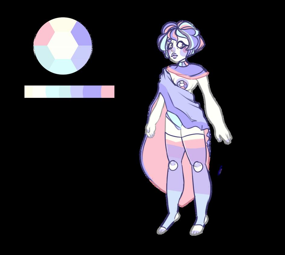 Opal [CUSTOM] by SmasherlovesBunny500