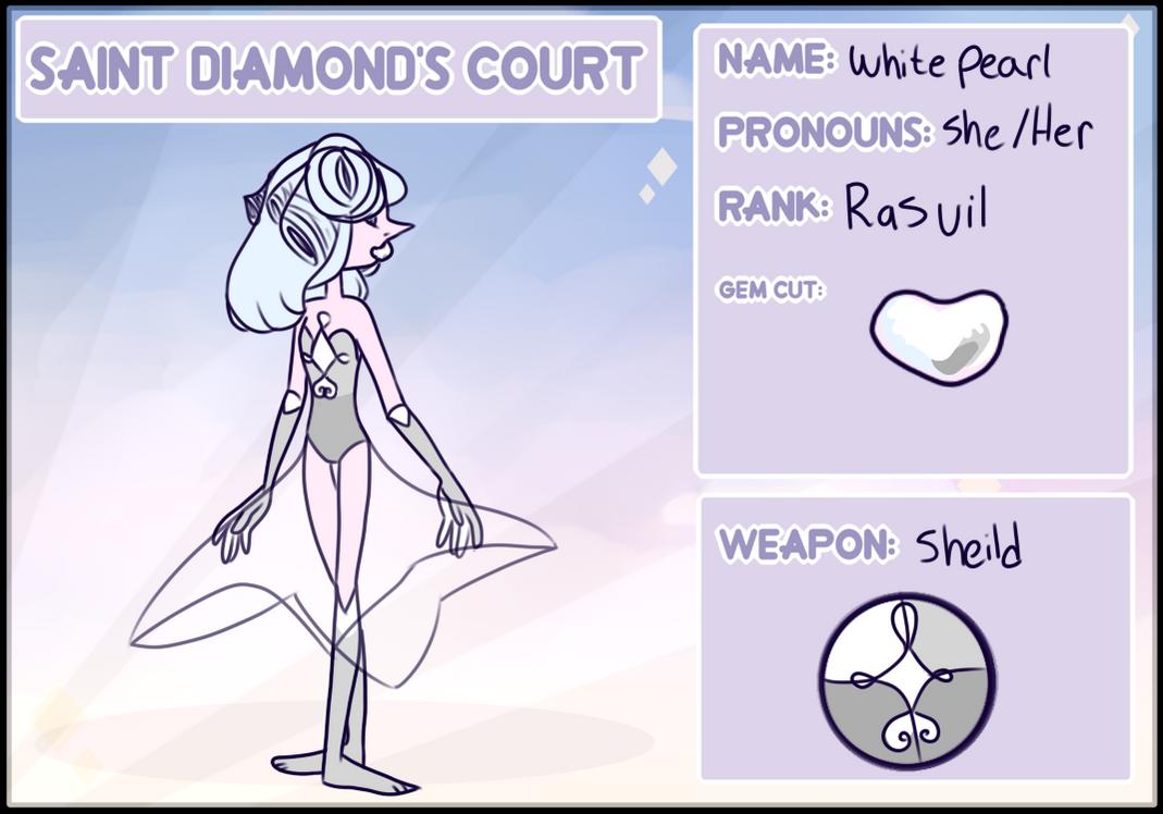 White Pearl [Applications] by SmasherlovesEvil