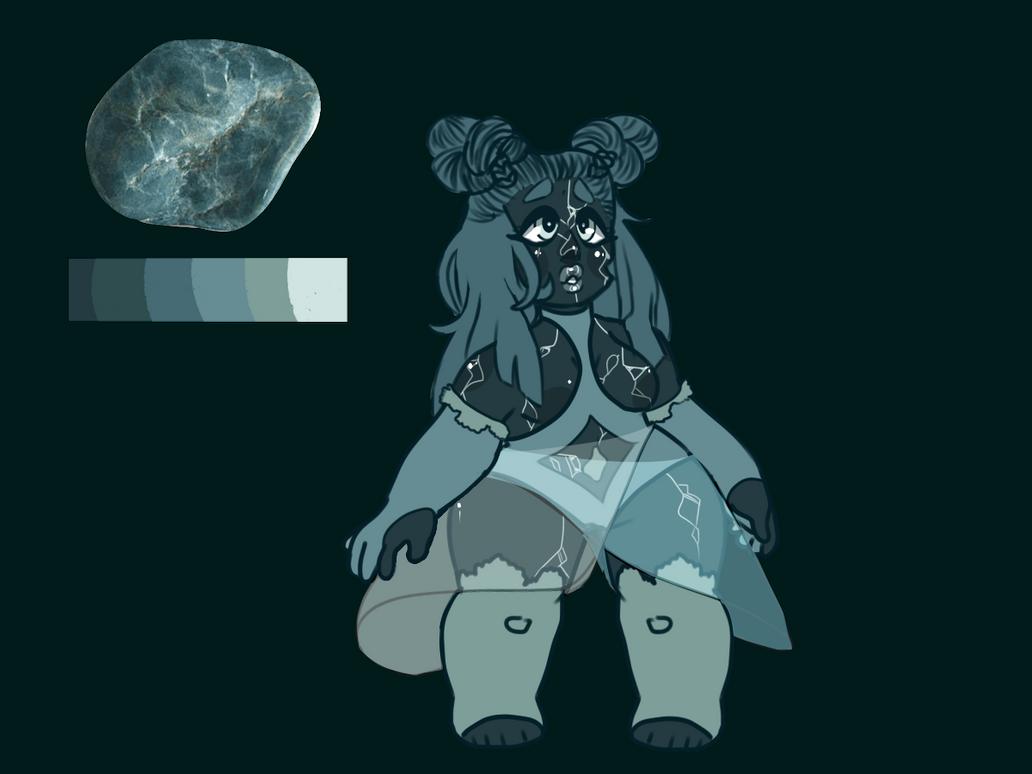 Nephrite [CUSTOM] by SmasherlovesBunny500