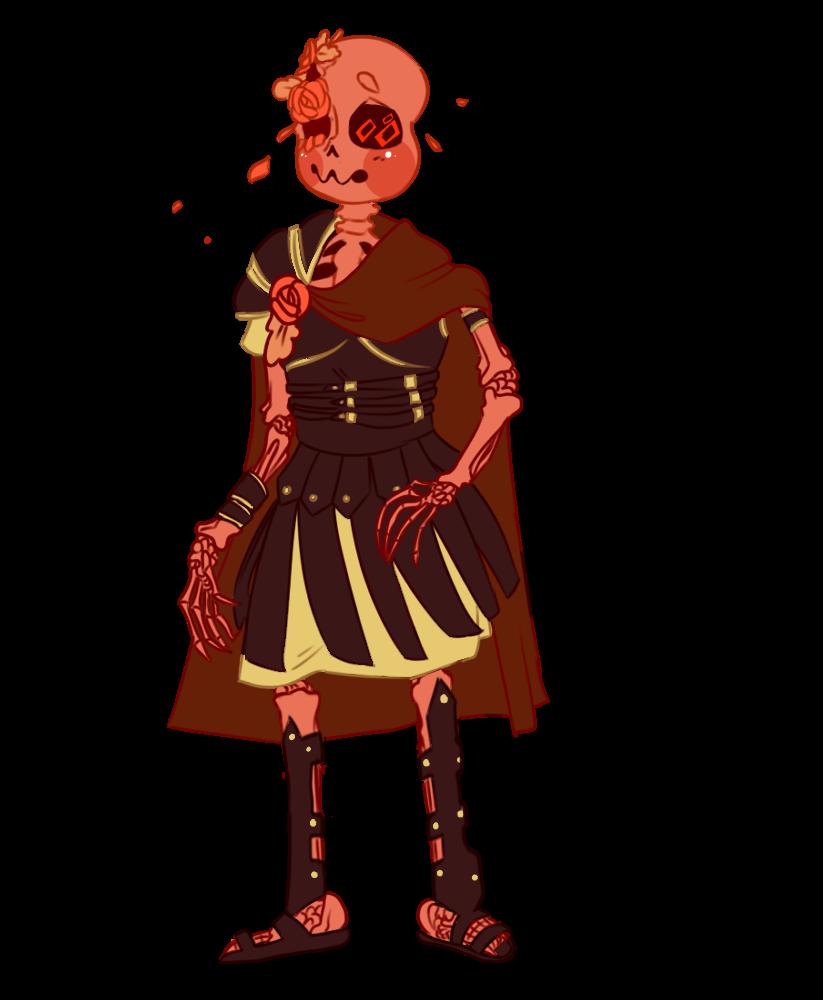 Roman Rose Knight [CUSTOM +PFA] by SmasherlovesBunny500