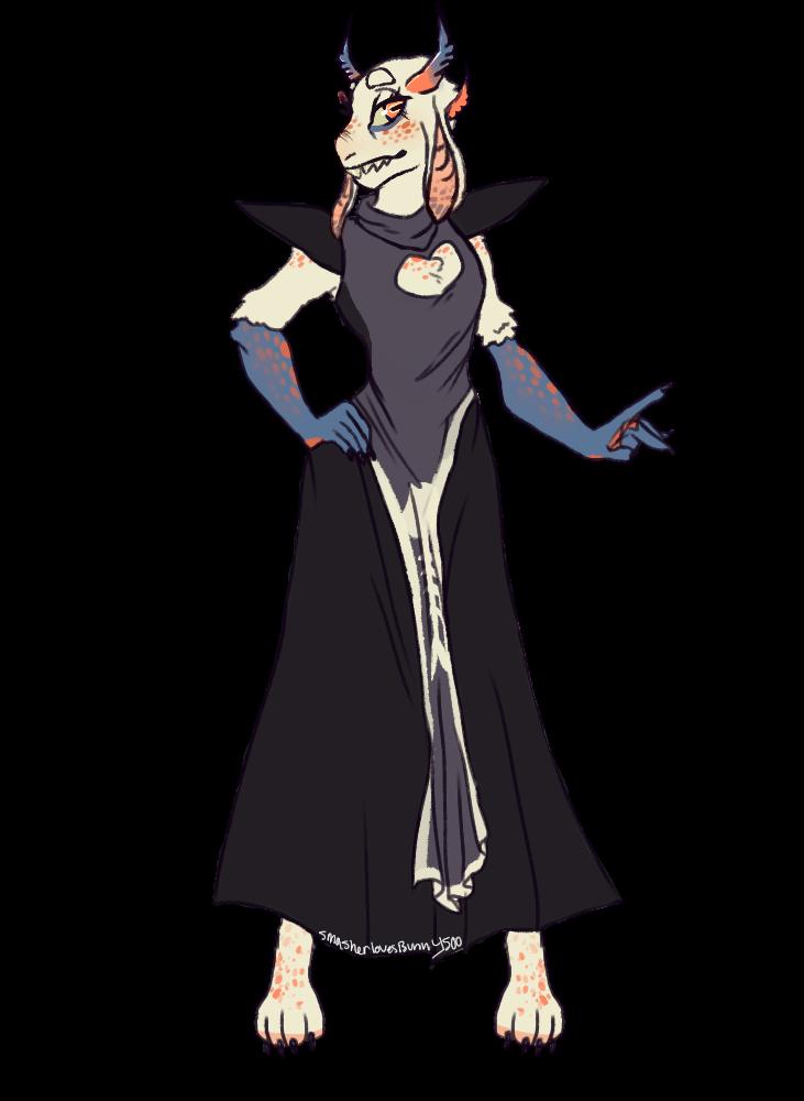 Elddra [PFA] by SmasherlovesBunny500