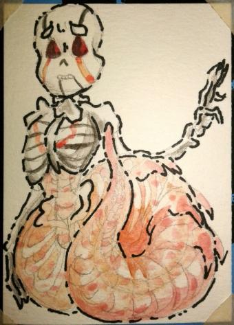 Orange Babe [GIFT] by SmasherlovesBunny500