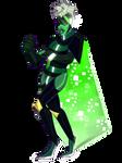 Demantoid [COMMISSION] by SmasherlovesEvil