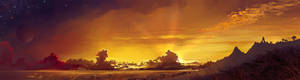 Neteri Sunset