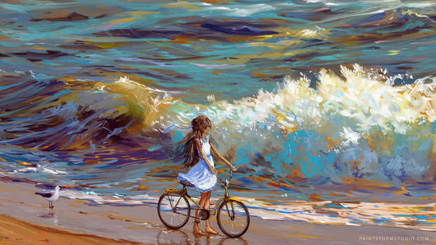 Wave by Hangmoon