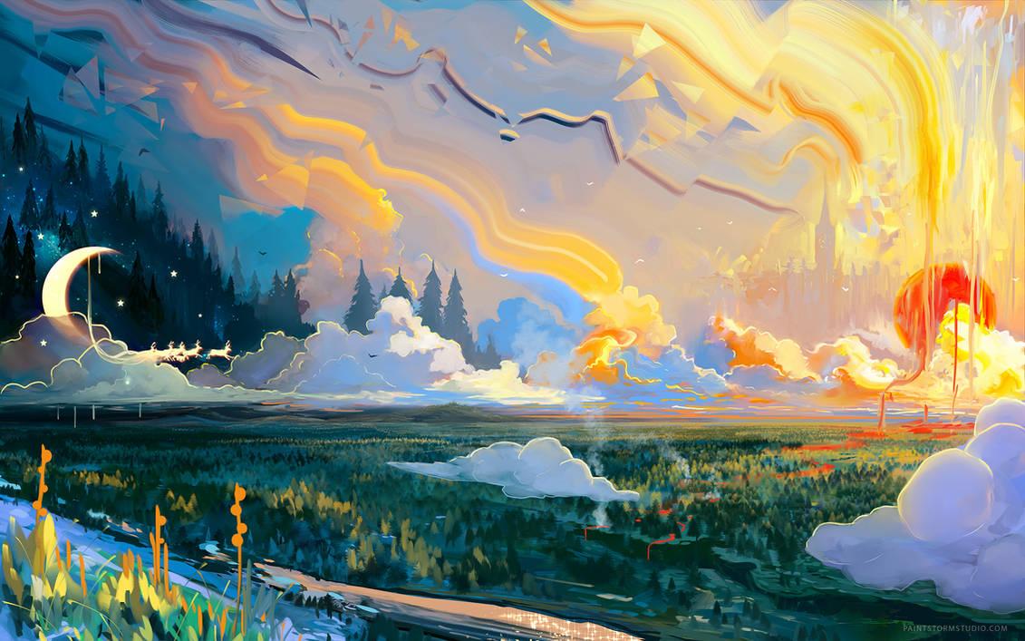 Fairyland by Hangmoon