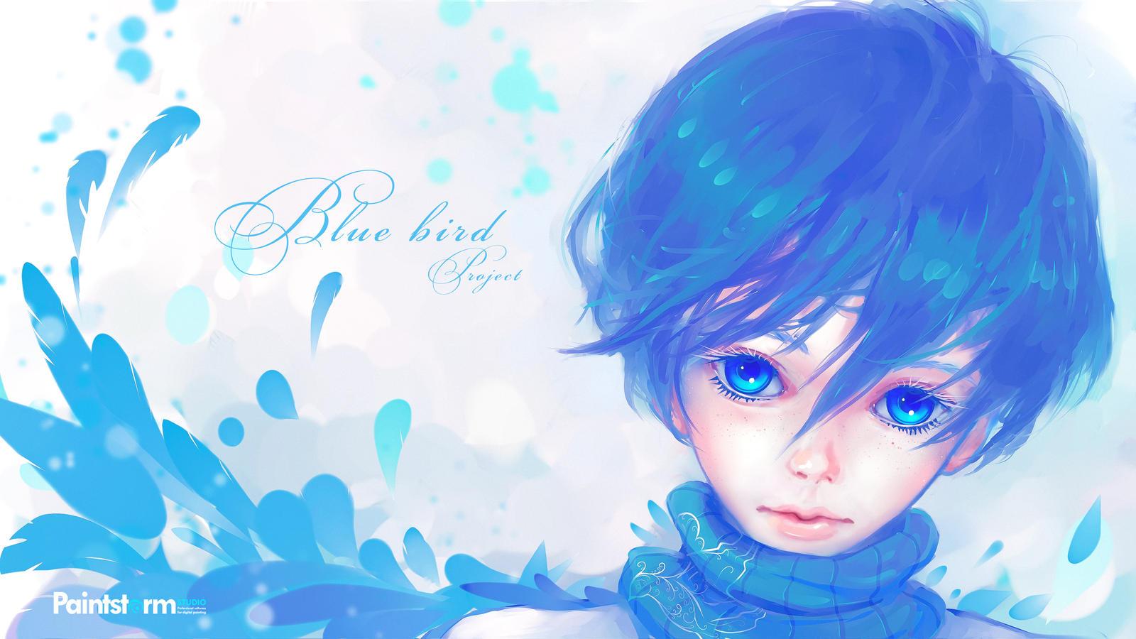 BlueBird by Hangmoon