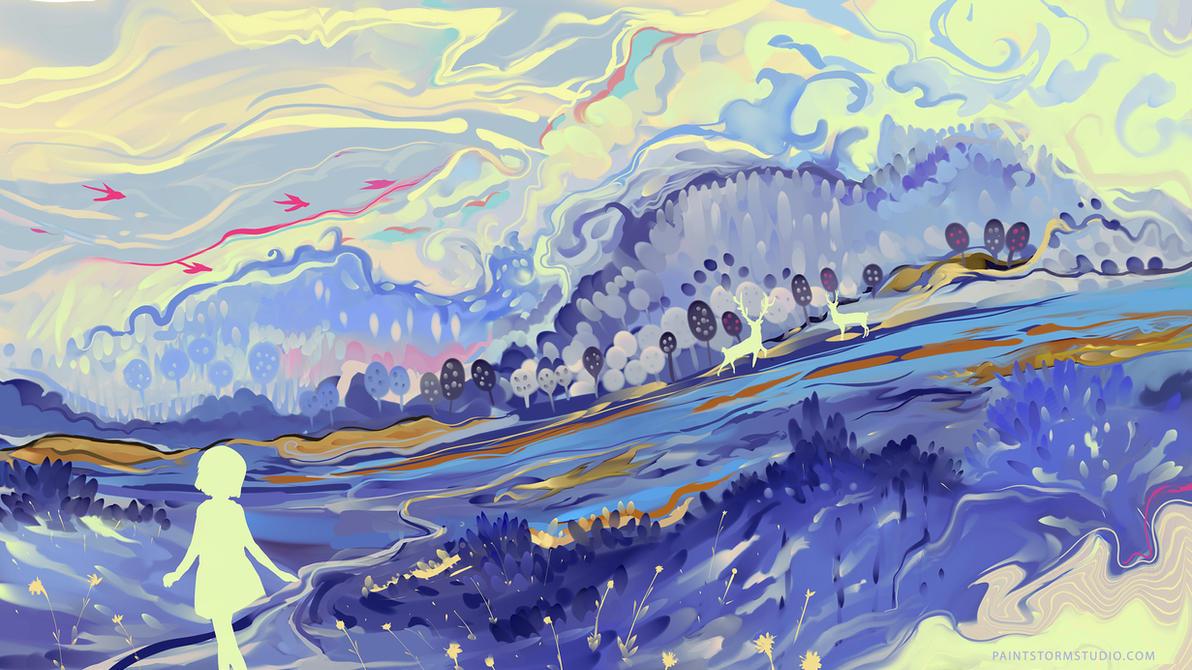 Dreamland by Hangmoon