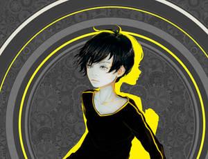 Black loves yellow