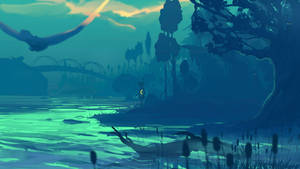 Fabulous swamps