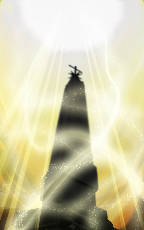 Hubris - The Tower by Infernal-Mercy