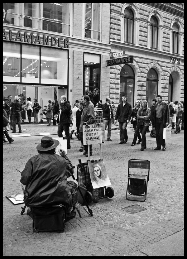 The Artist. by NowPictured
