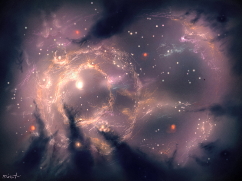 Nebula by sisaat