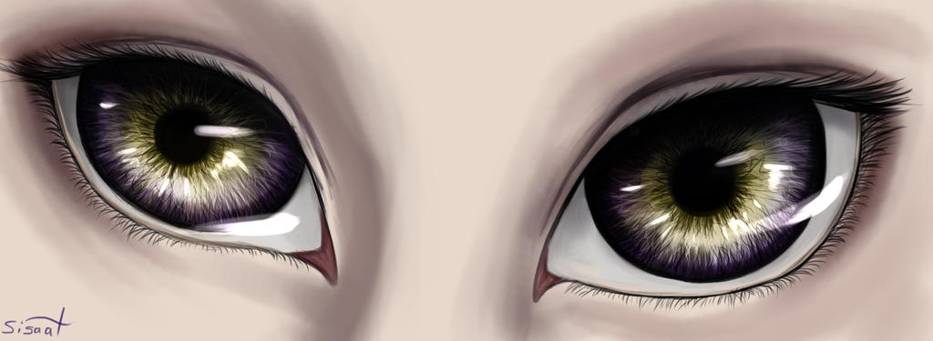 Windows To The Soul by sisaat