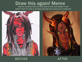 Draw This Again - Keish