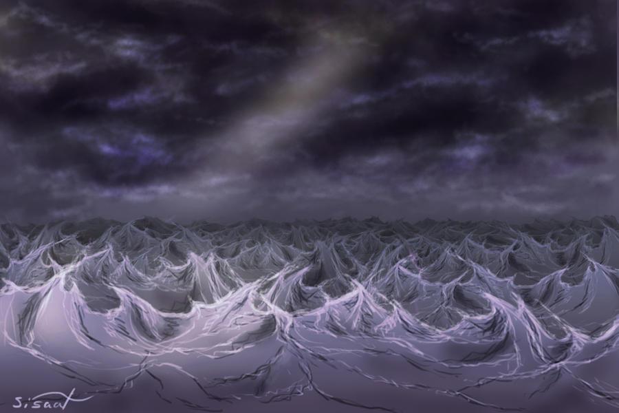 Sea Storm by sisaat