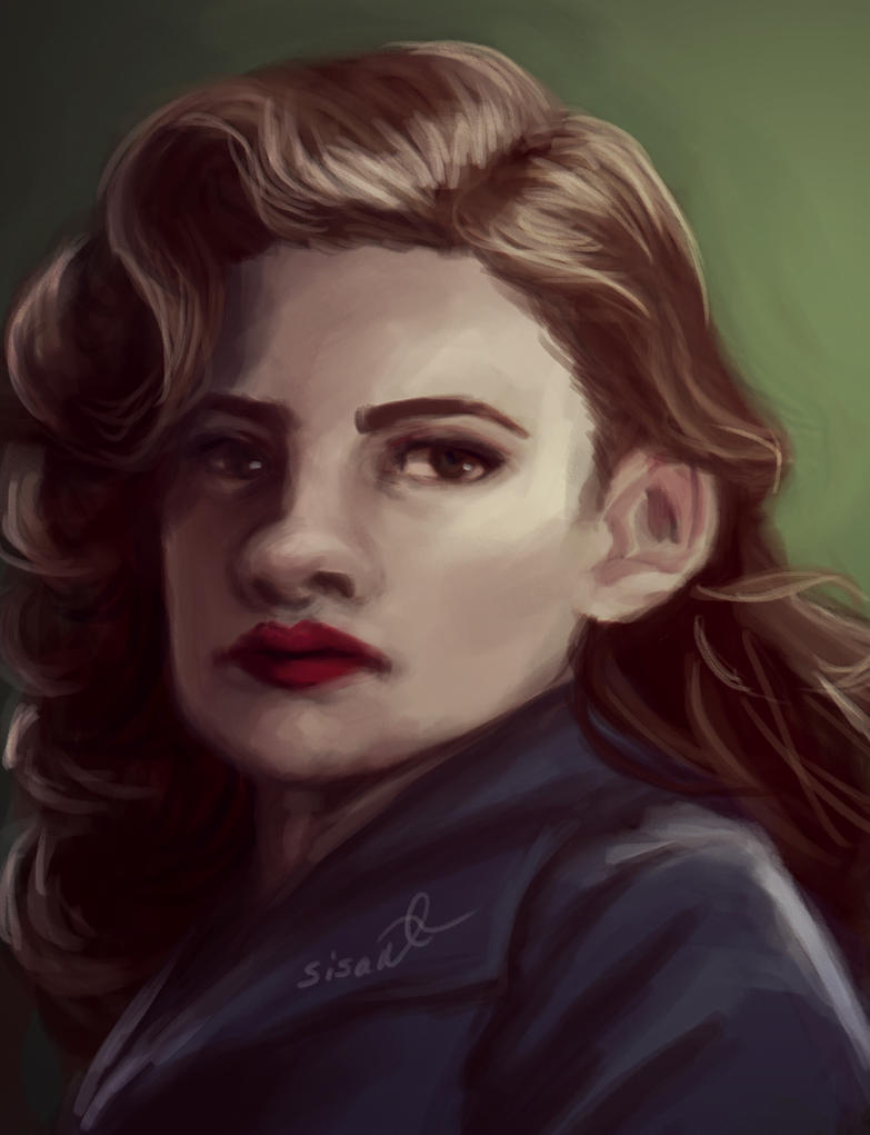 Peggy Carter by sisaat