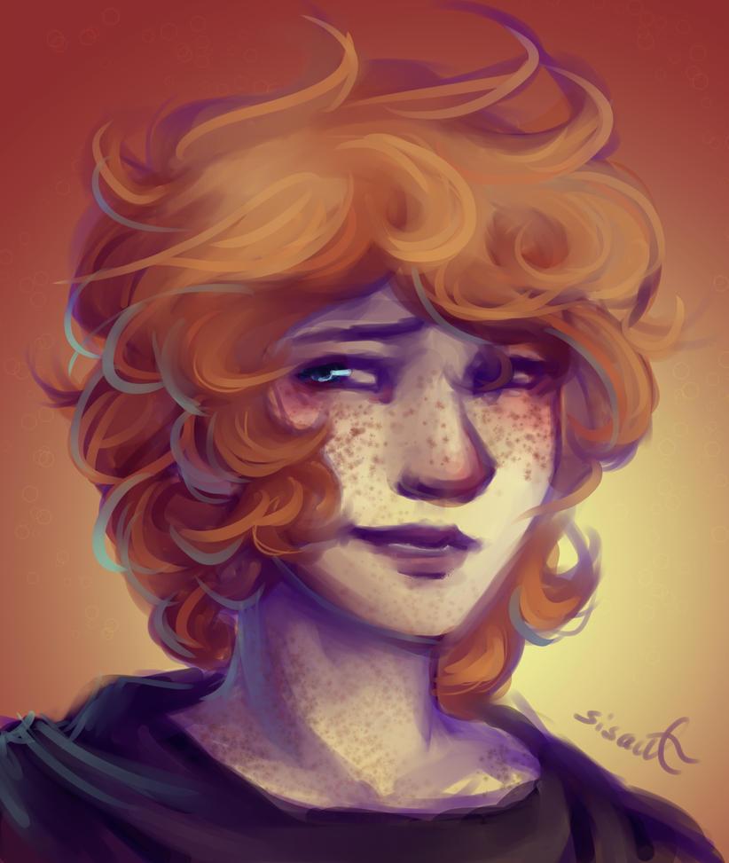 Freckles by sisaat