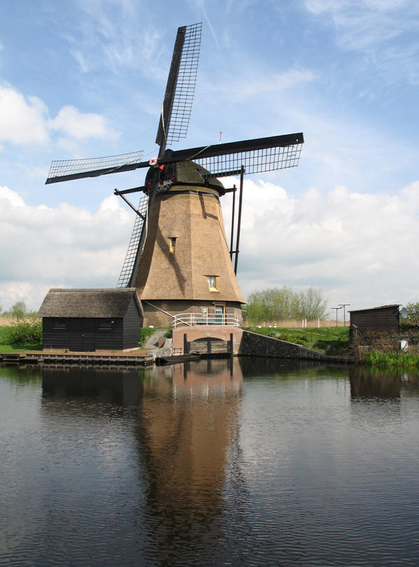 Dutch Windmill 2 stock pack sample by dierat-stock on DeviantArt