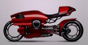 Bike by vombavr